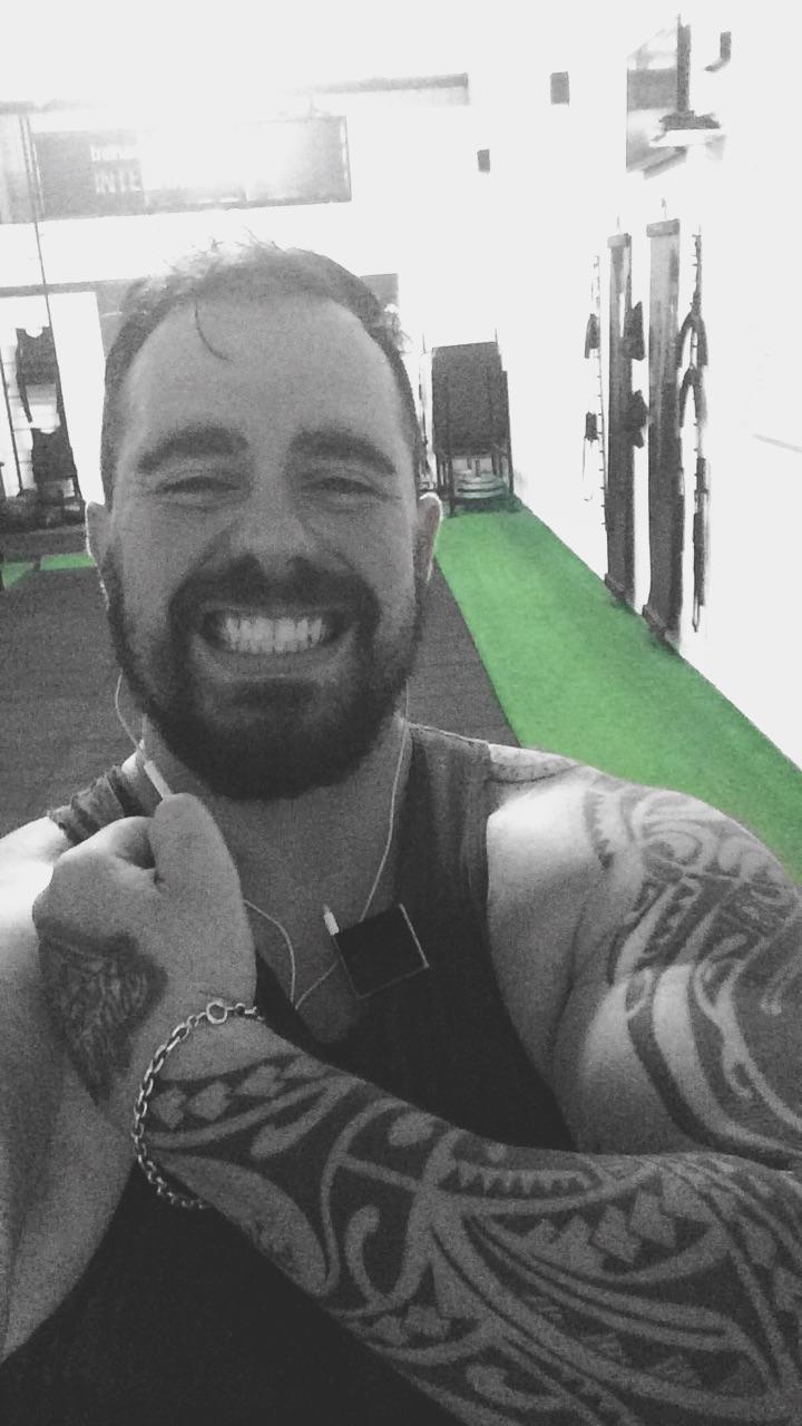 Personal Trainer Thiago Cesario