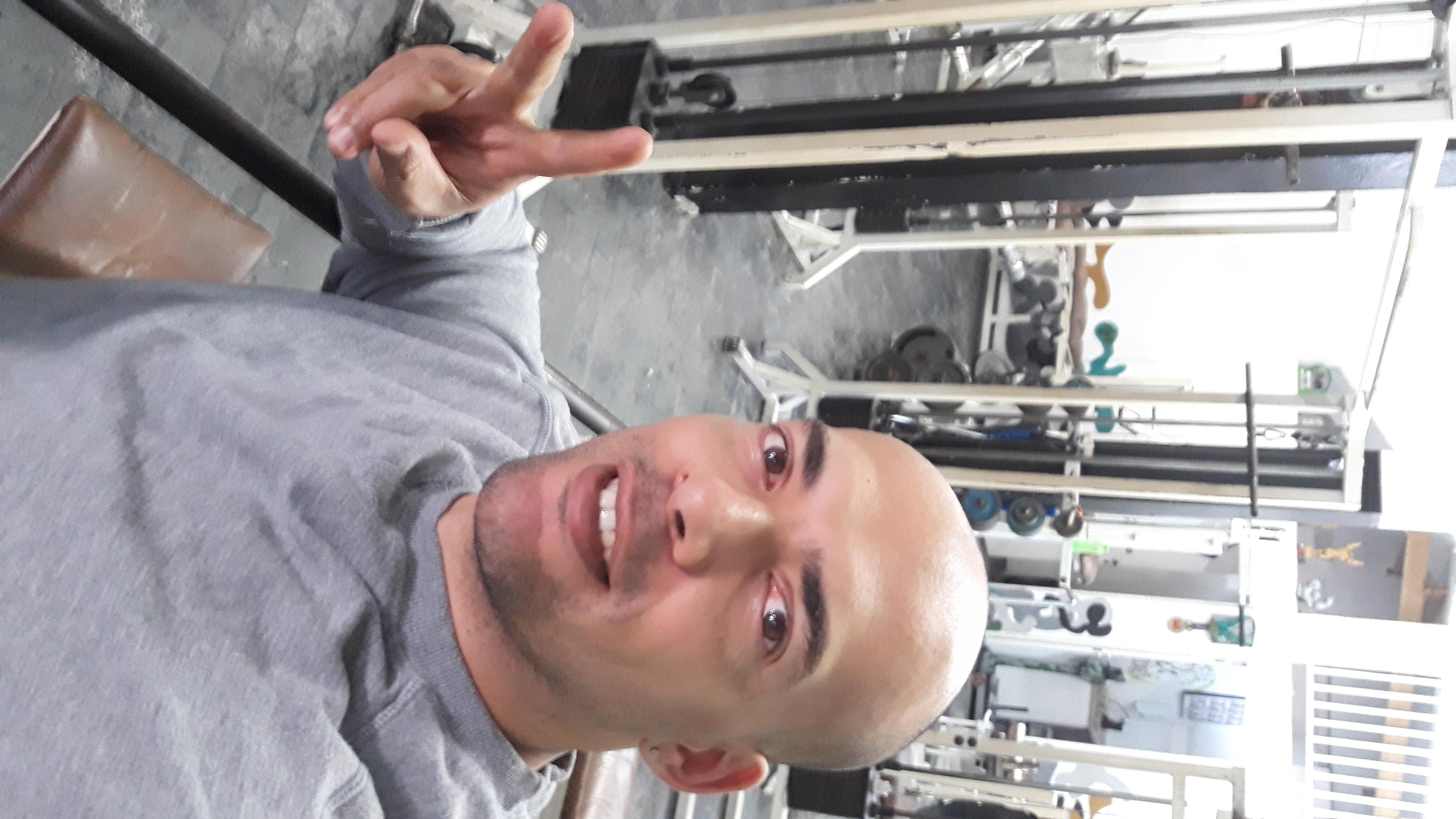 Personal Trainer ANDRE CORREIA RIBEIRO