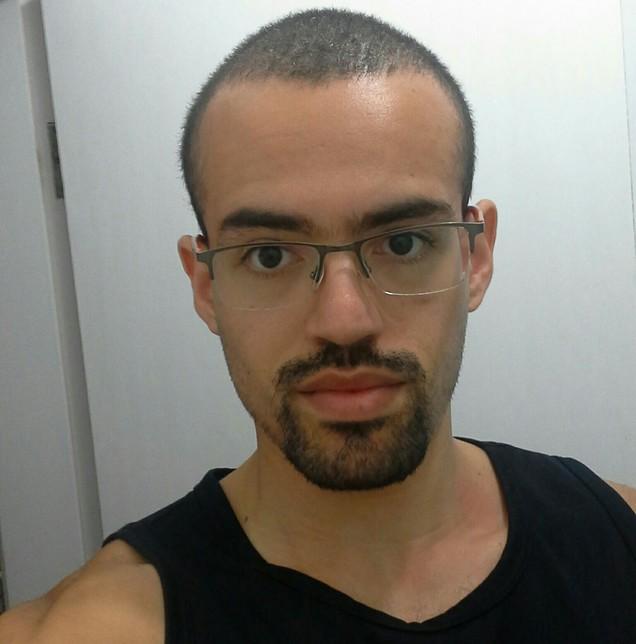 Personal Trainer Guilherme Ricardo Prazeres Correia