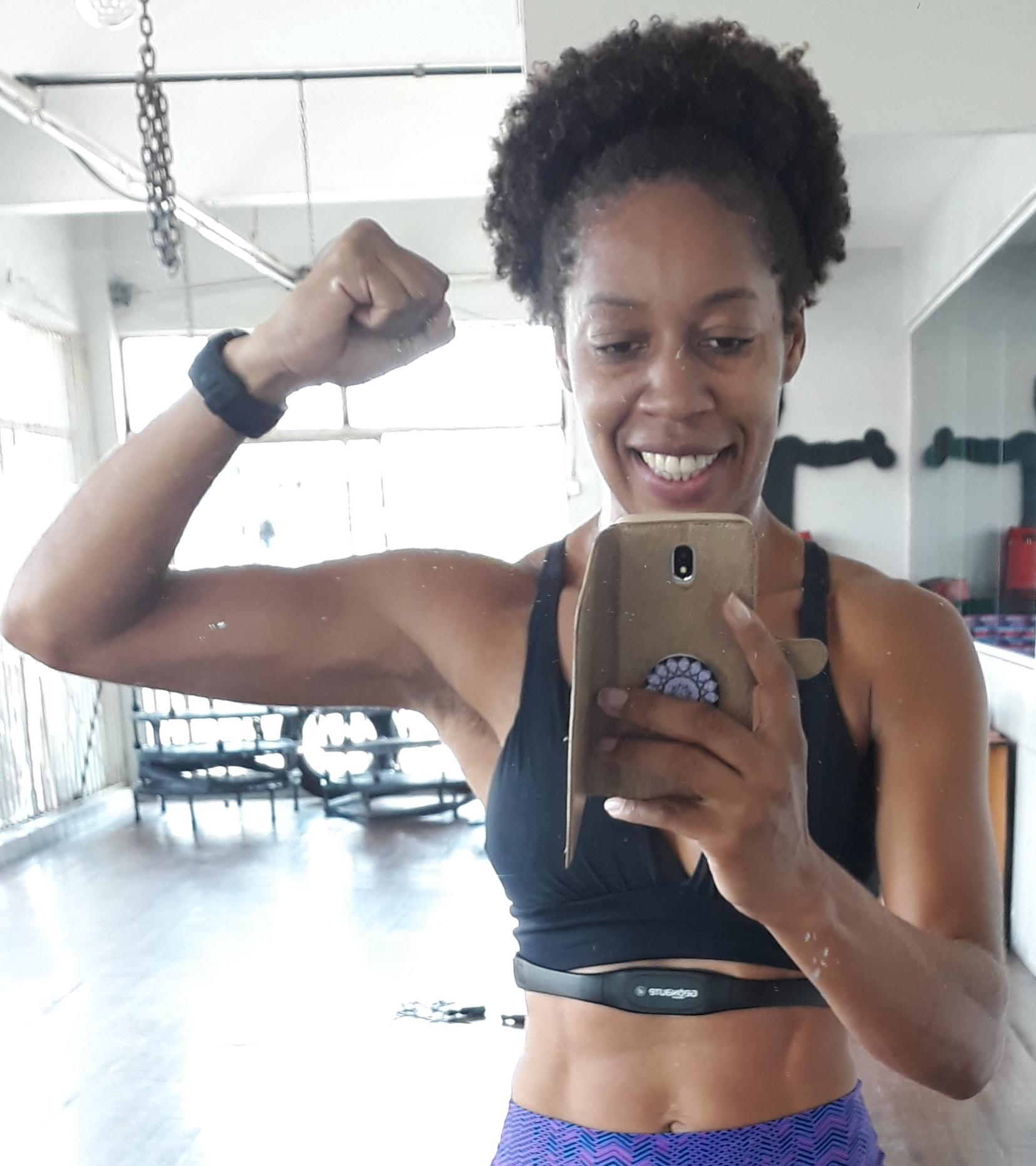 Personal Trainer Damaris Rodrigues de Santana