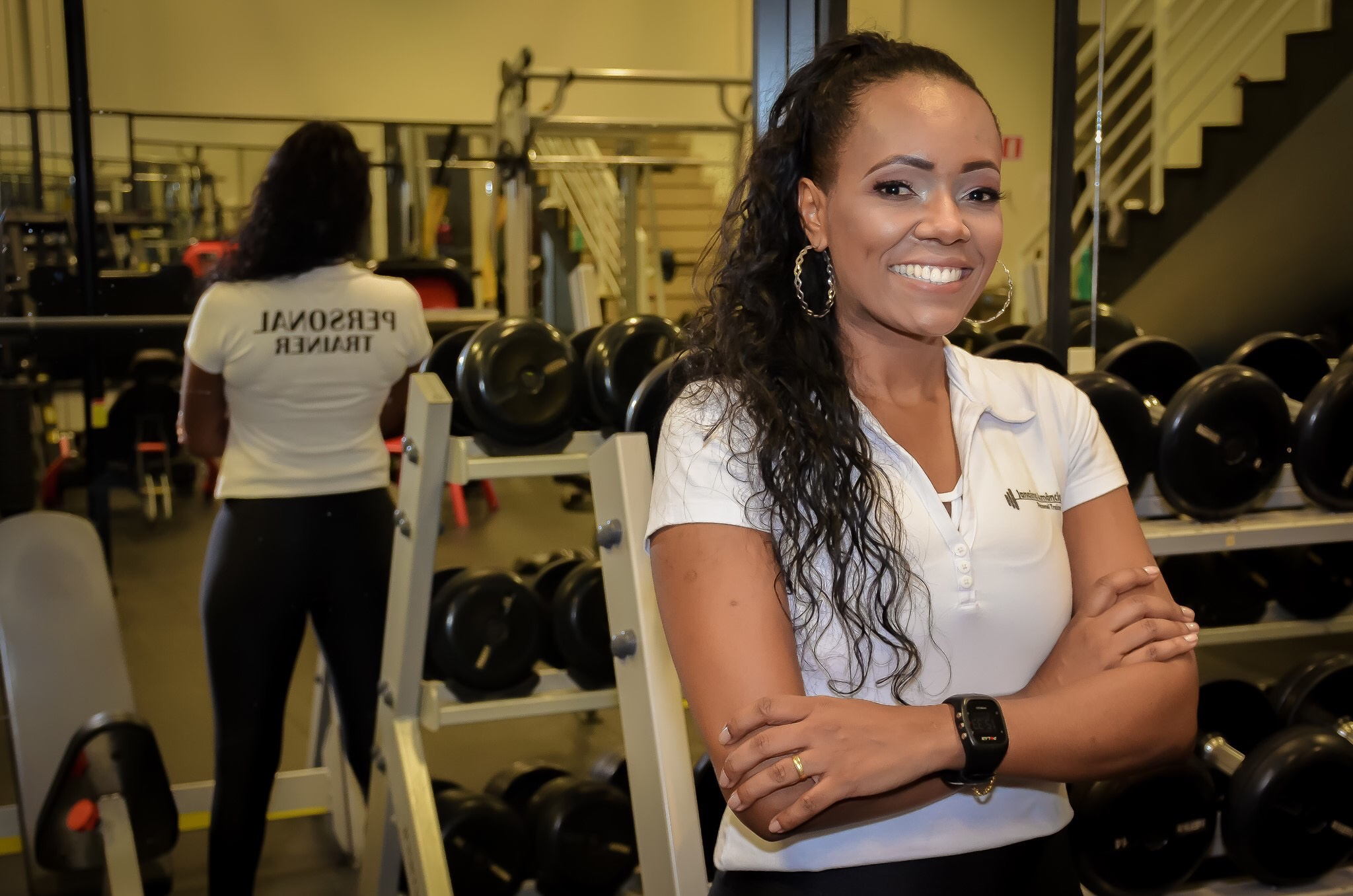Personal Trainer Janaina Amâncio da Silva Parisi