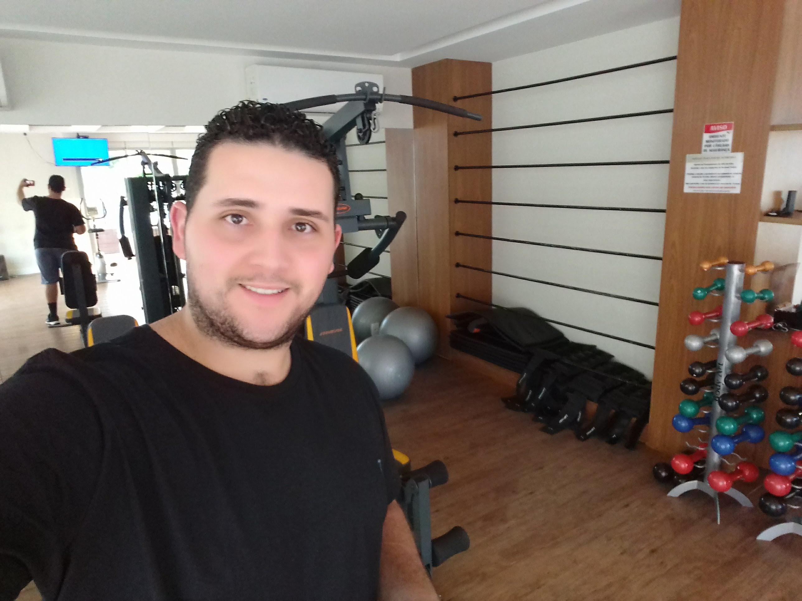 Personal Trainer Carlos Vinicius