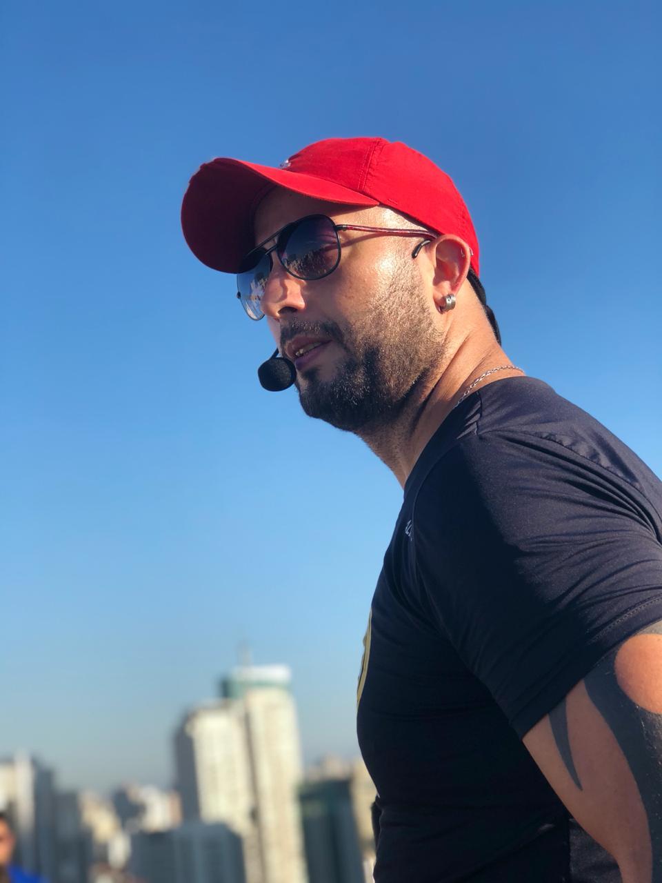 Personal Trainer Thiago Bassan de Britos