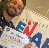 Personal Trainer Fábio Vinícius Ribeiro da Silva