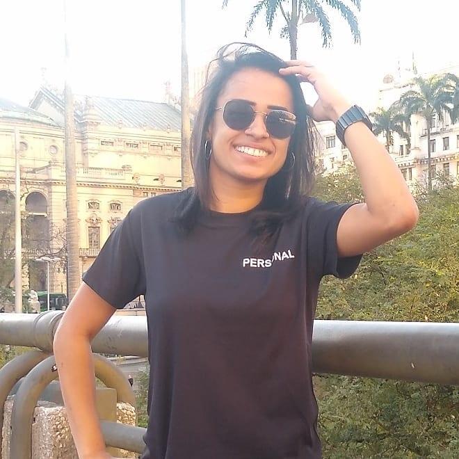 Personal Trainer Milene da Silva Martins