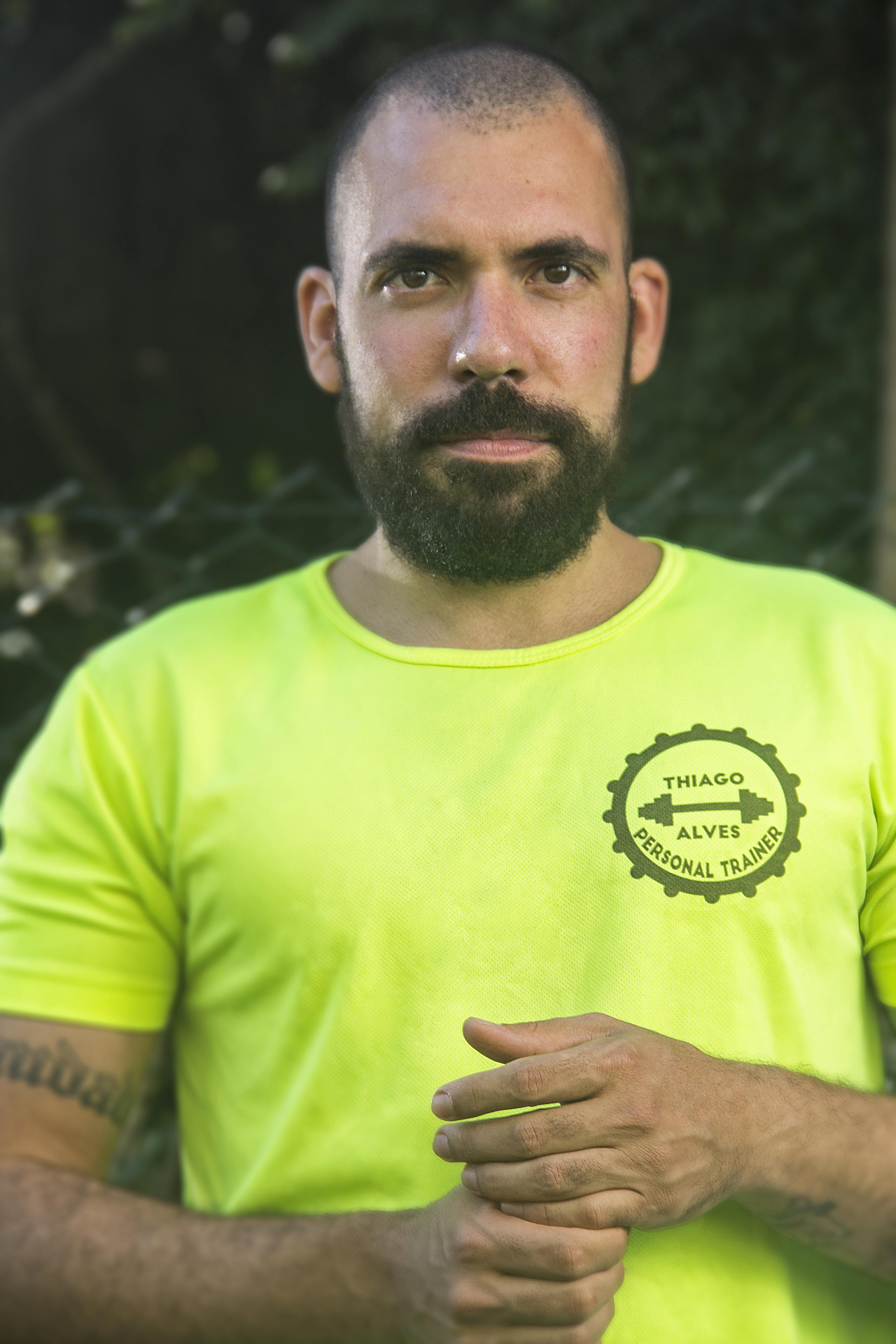 Personal Trainer Thiago Luiz Dantas Alves