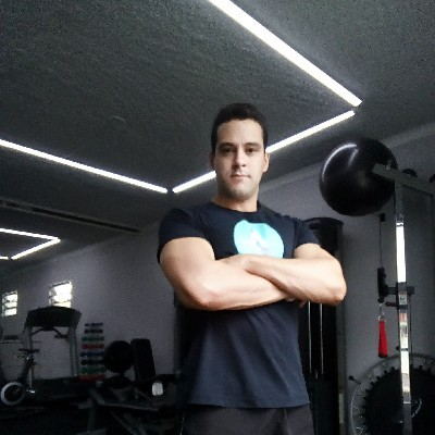 Personal Trainer José Hilton Silva de lima