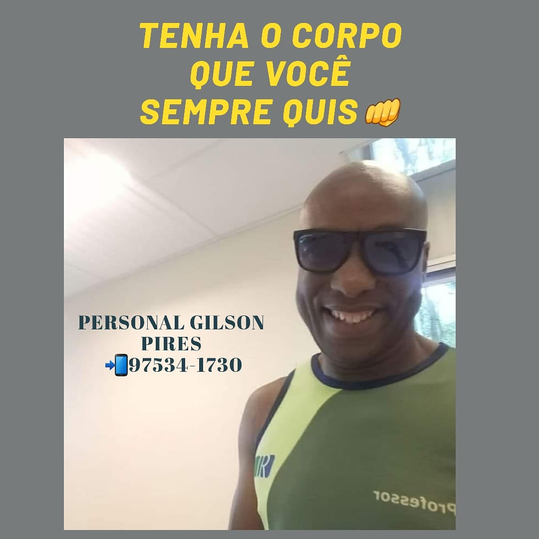 Personal Trainer Gilson Pires Assumpcao