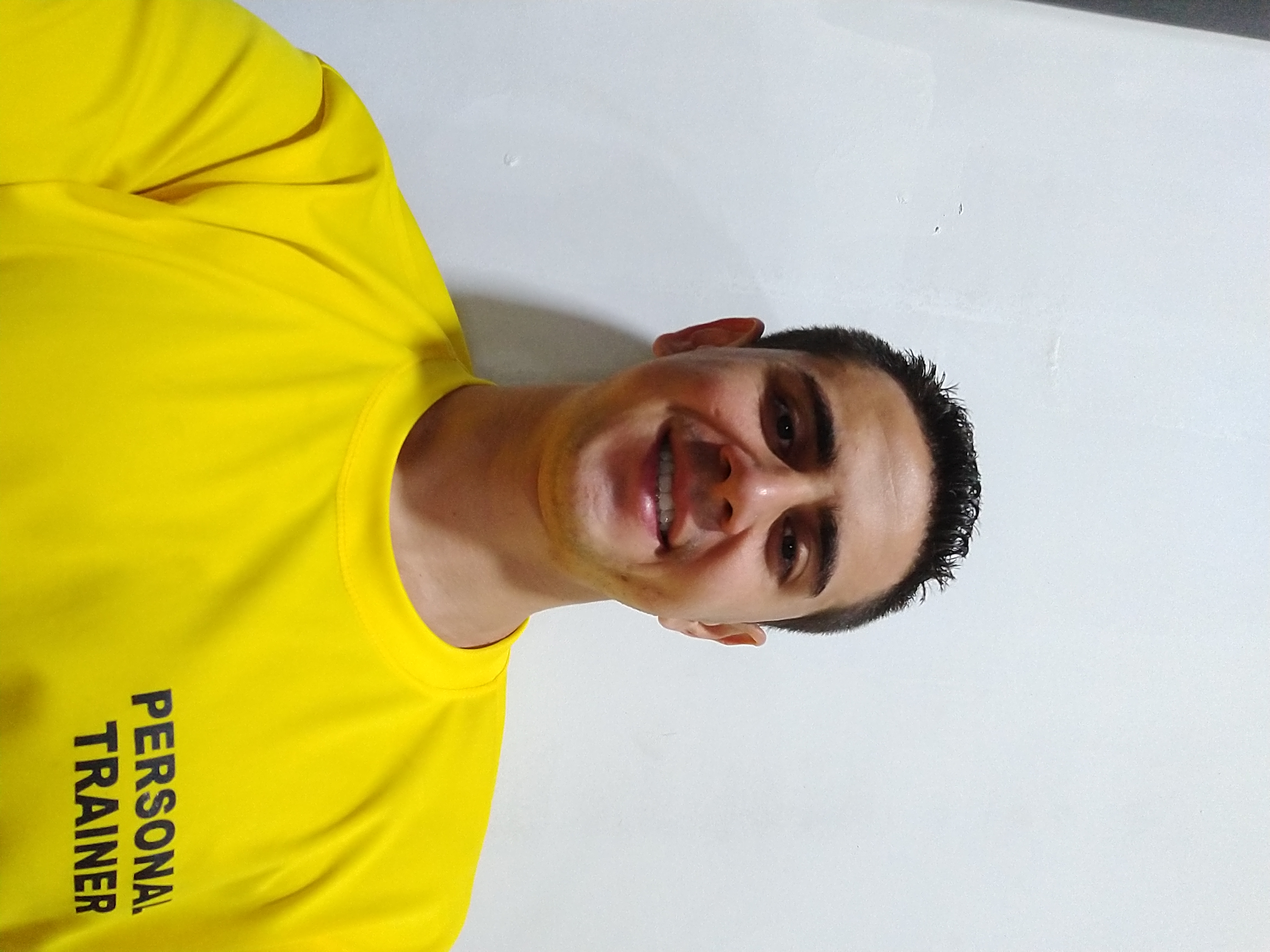 Personal Trainer Alexandre Lopes Belo