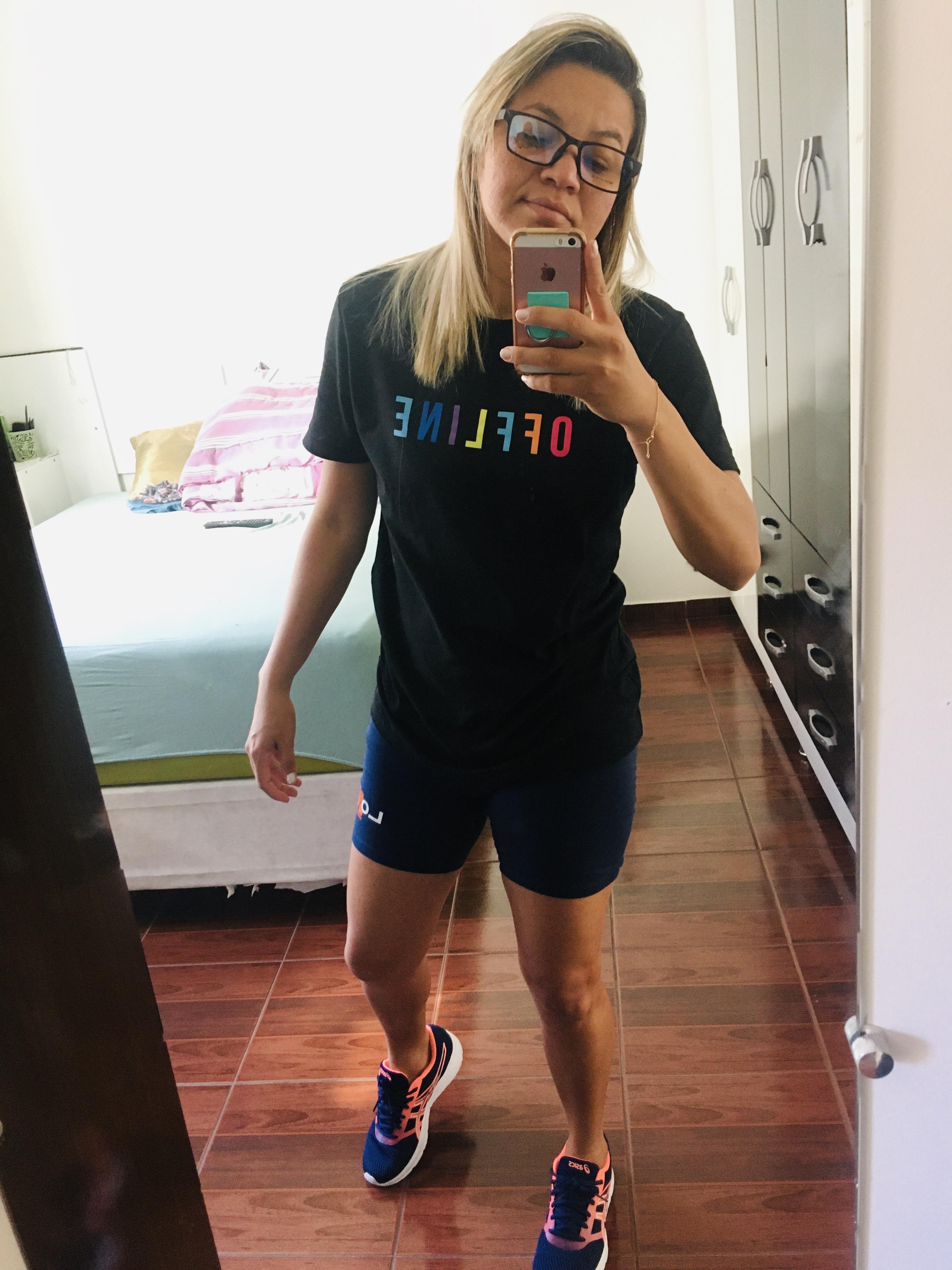 Personal Trainer Adyla Camila Guimarães