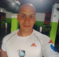Personal Trainer Robert Laerte Duarte da Silva