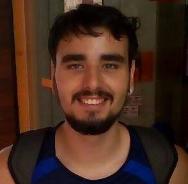 Personal Trainer Vinicius Tavares Gonçalves