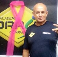 Personal Trainer Gilberto Almeida dos santos
