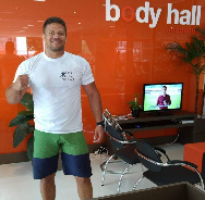 Personal Trainer Alberto José Vieira da Cunha Prima