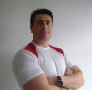Personal Trainer Wagner Cáceres Goulart Junior