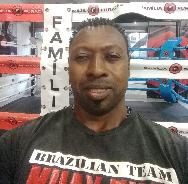 Personal Trainer Marcio Vicente da Silva