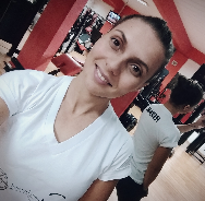 Personal Trainer Juliana Rosa