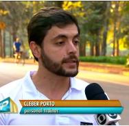 Personal Trainer Cleber Porto