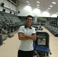 Personal Trainer Andre Luis Oliveira Lima