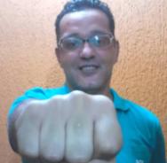Personal Trainer Anderson Claudino dos Santos