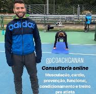 Personal Trainer Diego Souza Ganan
