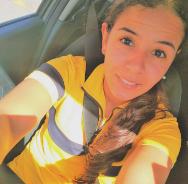 Personal Trainer Mariana Rodriguez Nascimento