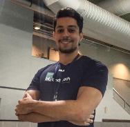Personal Trainer Pablo Rodrigo Campelo Alves