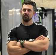 Personal Trainer Welber Bedin