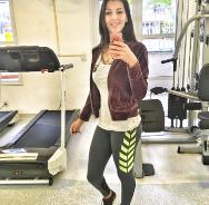 Personal Trainer Lília Dias Coqueiro