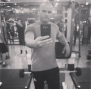 Personal Trainer Anderson francisco witter