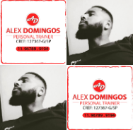 Personal Trainer Alex da silva domingos