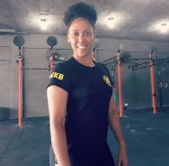 Personal Trainer Viviane Maria da Silva