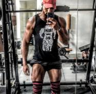 Personal Trainer Alex Bispo de Lacerda