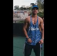 Personal Trainer Erick Expedito Lacerda de Oliveira