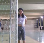 Personal Trainer Claudia Akemi Oshiro