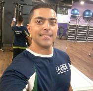 Personal Trainer Daniel Ferreira Alves