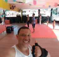 Personal Trainer Fluvio Cicero dos Santos