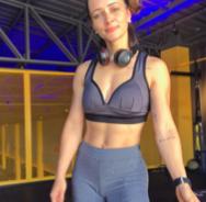 Personal Trainer Viviane da Silva Rocha