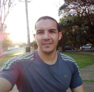 Personal Trainer Robson Silva do Nascimento