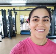Personal Trainer Isabela da Silva Reberte