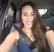 Personal Trainer Andreza Cristina Gastaldi