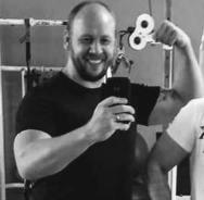 Personal Trainer JEFFERSON LUIZ ROSA