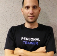 Personal Trainer Giovanni Moreira dos Santos