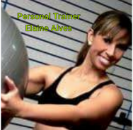 Personal Trainer Elaine Alves Batista
