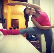 Personal Trainer Janaína Silva Micheletto