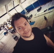 Personal Trainer bruno gouvea abramson