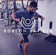 Personal Trainer Robson Batista