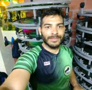 Personal Trainer Pedro Albuquerque Santana Júnior