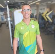Personal Trainer Robert Rodrigues