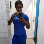 Personal Trainer VANESSA DE LIMA CUNHA DOS SANTOS